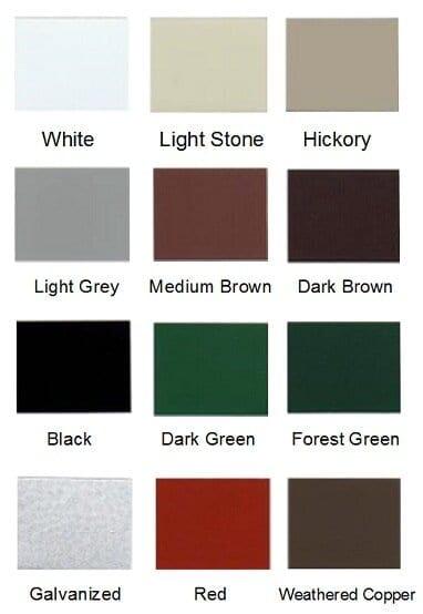 PBR colors