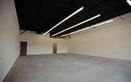 white box a vacant retail space to help get it leased quickly