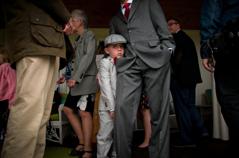 Child at Farlin Wedding photo