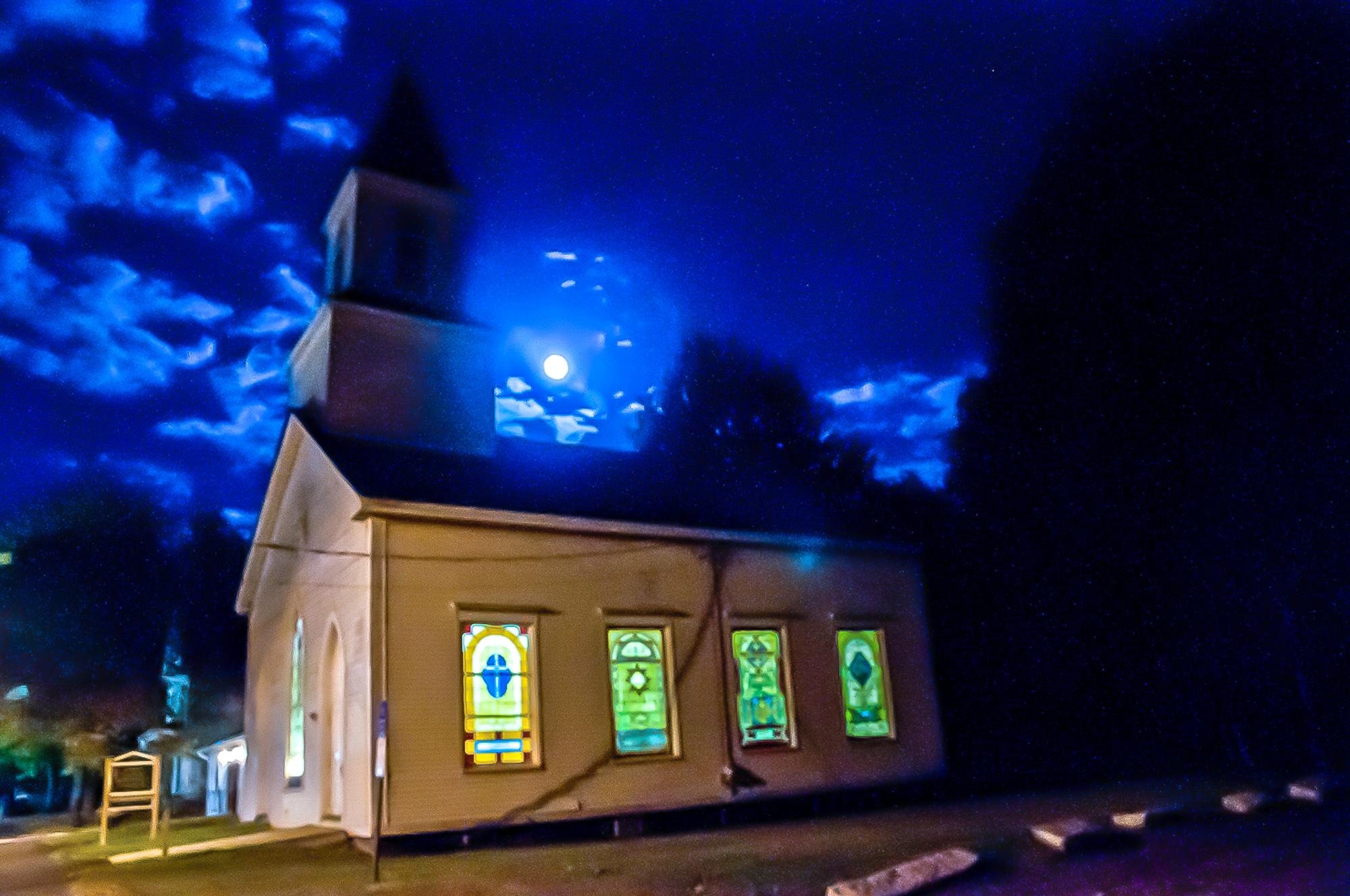 Maine church 0ct 2017