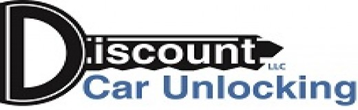 Discount Car Unlocking Logo