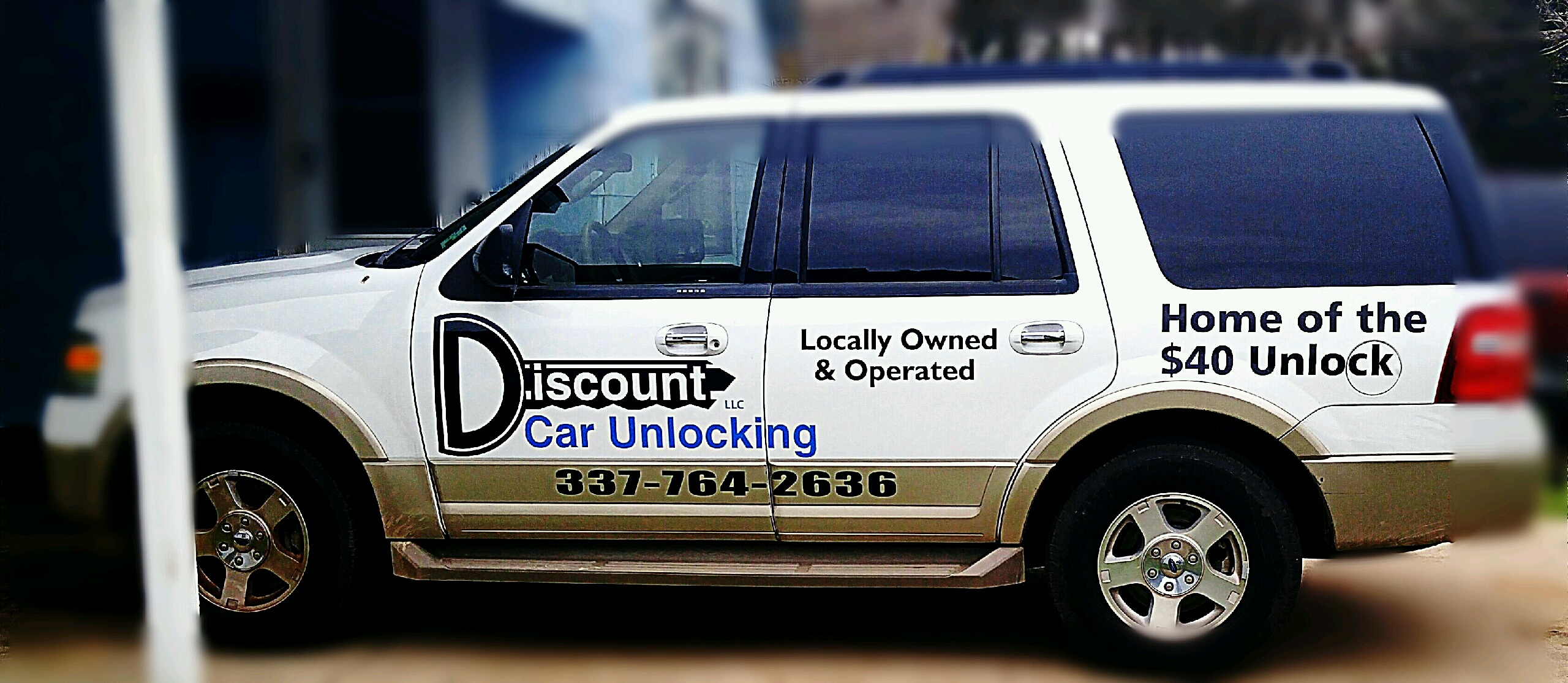 Car Unlock Service Lake Charles