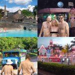 Preocupación en Melgar por turistas desnudos en Cafalandia