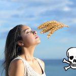 Desconcertante hallazgo: científicos descubren que el aire tiene gluten