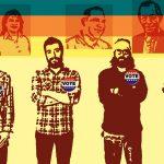 Hipsters bogotanos anuncian voto por candidatos tradicionales