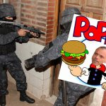 """Policía encuentra caleta de """"Popeye"""""""