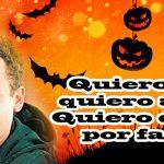 Quiero paz, quiero amor, quiero dulces por favor: la original canción de Fonseca para Halloween