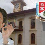 «Pacho» Santos se inscribe como candidato a la alcaldía de Pacho, Cundinamarca
