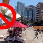Para prevenir Chikunguña, prohíben sandalias con media en la costa