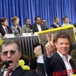 Farc y Gobierno piden a los colombianos una uva por la paz