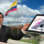 Ministro Molano nombra a tableta como directora de RTVC
