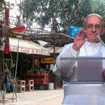 «Que no me vayan a llevar a Andrés», única condición del Papa para venir