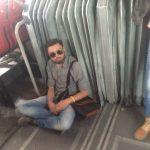 Sentarse en el piso de los buses de TM produce impotencia y frigidez, revela estudio