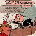 Demandan a «Cole» en Chile por suplantación de Condorito