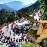 Merengón de Guanábana, la sensación en las carreteras del Tour
