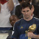 Comité técnico de FIFA premia a Messi con balón de oro de Rusia 2018