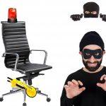 Desarrollan alarma para evitar robo de sillas de oficina