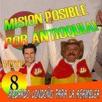 Candidato en Antioquia asegura que Tom Cruise adhirió a su campaña
