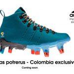 Adidas lanza guayos «Potrerus», exclusivos para Colombia