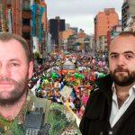 Tras confundirlo con «Megateo», Policía detuvo a presentador Santiago Rivas