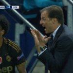 Por matoneo del técnico a Cuadrado, Juventus perdería los puntos