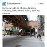 Peñalosa rechaza metro elevado
