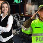 Vicky Dávila llama a la Policía y llega al instante