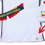 Controversia por escudo de las Farc en nueva camiseta de la Selección