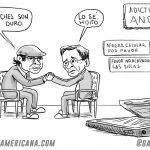 Caricatura: Los Ex-Men