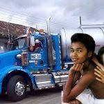 Sayco cobrará a camiones en los que suena «Lambada» al retroceder