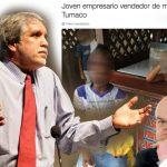 Vendedor ambulante de baja estatura, pide ser reconocido como «pequeño empresario»