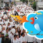 «Odiar en Internet no me impide ir a marchas por la paz», militante consumado