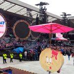 Puesto de obleas será telonero de Coldplay