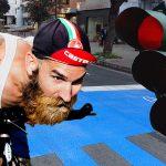 Ciclista urbano y alternativo de Bogotá habría respetado semáforo