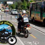 Andenes de Bogotá, elegidos los mejores de América para andar en moto