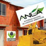 ANLA expide licencia minera en casa de madre comunitaria.