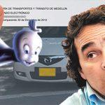 Raro fenómeno: Sergio Fajardo no es detectado por cámaras de fotomultas