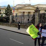 Equipo de prensa de Palacio entra en paro