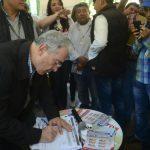 Firmantes de resistencia civil autorizaron ser incorporados al Ejército