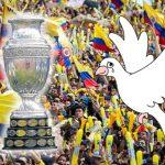 85% de los colombianos prefieren Copa América a Paz