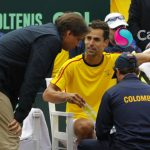 Como castigo por abandono, Santiago Giraldo acaba de ser afiliado a Cafesalud