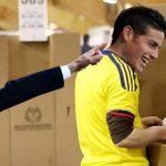 De Zidane a James: «Mejor aprovecha tu domingo para ir a votar»