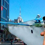 Gobierno estudia fumigar celulares con Uber