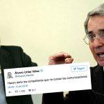 Uribe: «No estoy dilatando la paz hasta elecciones, solo hasta el 2018»