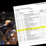 Roberto Gerlein apareció como mueble en inventario del senado