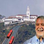 Peñalosa anuncia cambio de funicular de Monserrate por Transmilenio: «Más barato…»