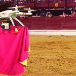 Este domingo debutará «El Güifi», primer dron torero