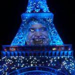 La Torre Eiffel se iluminará con el rostro de Enrique Peñalosa en solidaridad con los incomprendidos del mundo