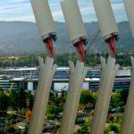 Cables eléctricos del nuevo Apple park ya están pelados
