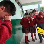 Drama: Niño que habla bien de TM es víctima de matoneo